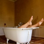 Badewannenfüße