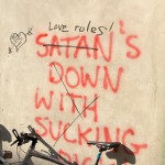 Satan's Down With Sucking Dick!