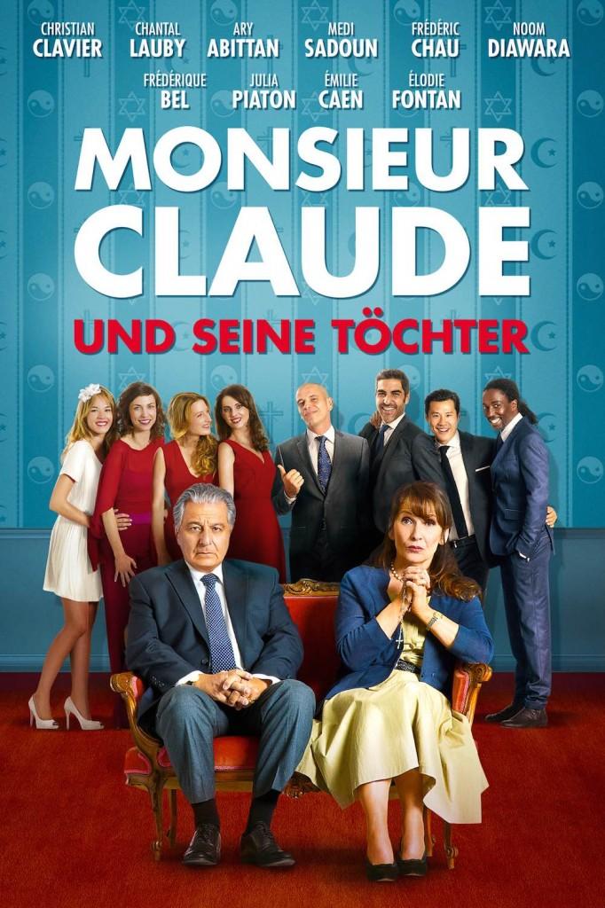 Mr Claude Und Seine Töchter
