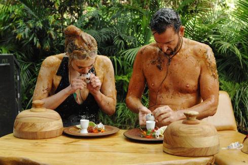 Das Dschungelcamp, zeitgenössische Brot & Spiele