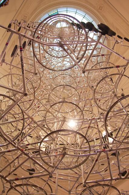 Ai Weiwei: Very Yao (2009)