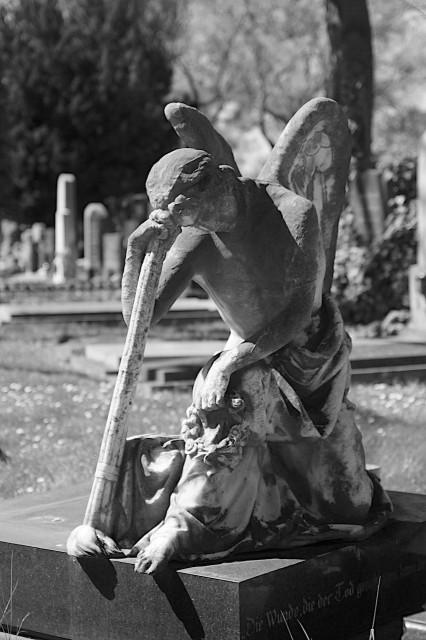 Die Wunde, die der Tod geschlagen