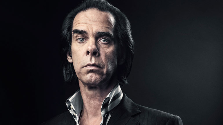 Nick Cave, photo by Tom Oldham, seen on mojo4music.com